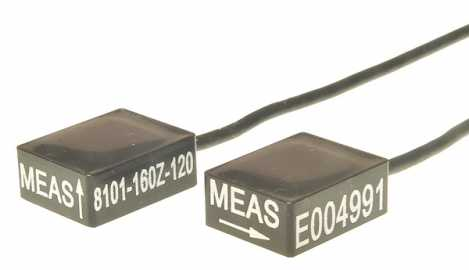 TE Connectivity - 8101 (Piezoelectric Linear Accelerometer)